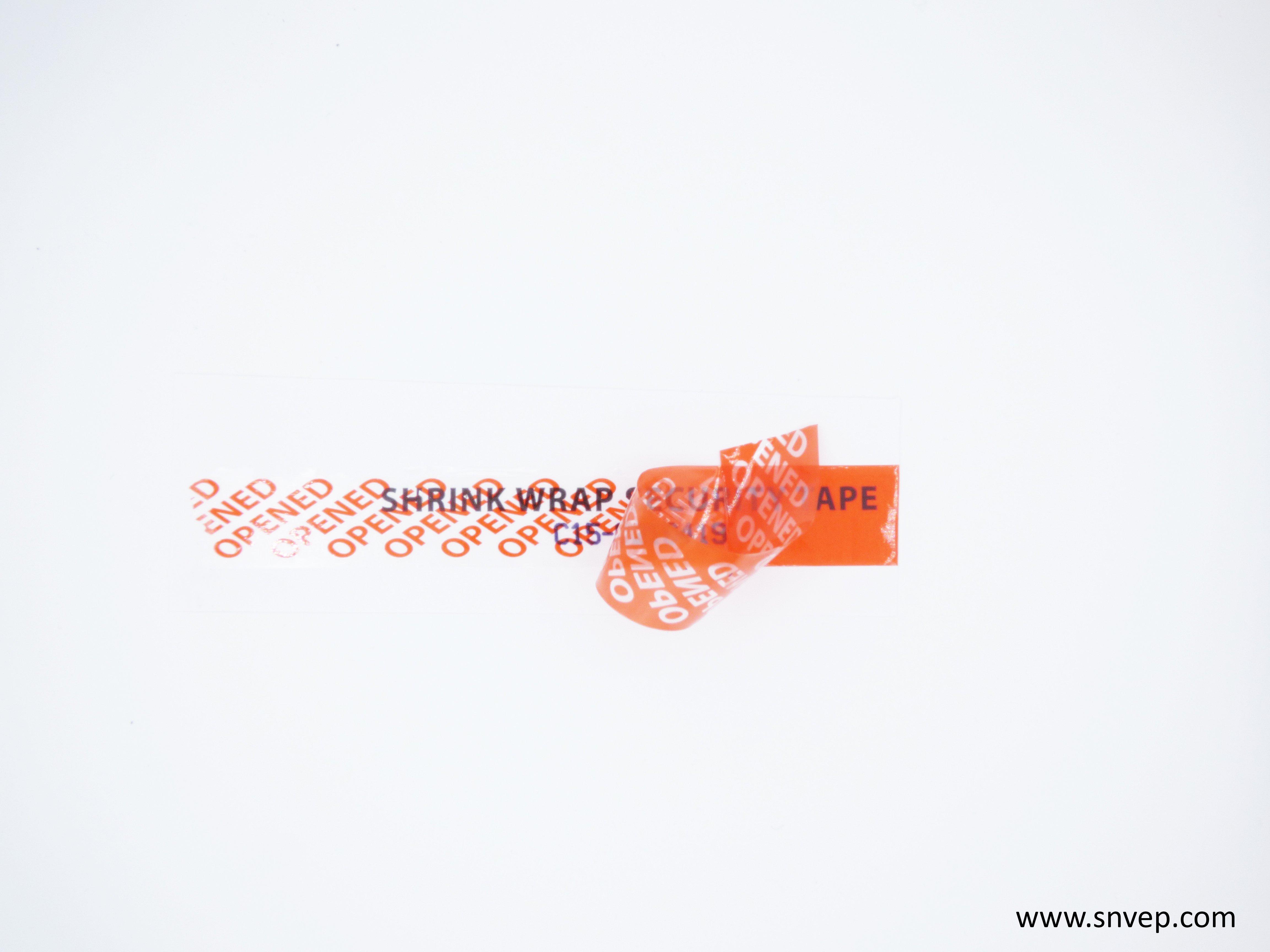 STRETCH WRAP SECURE Tape