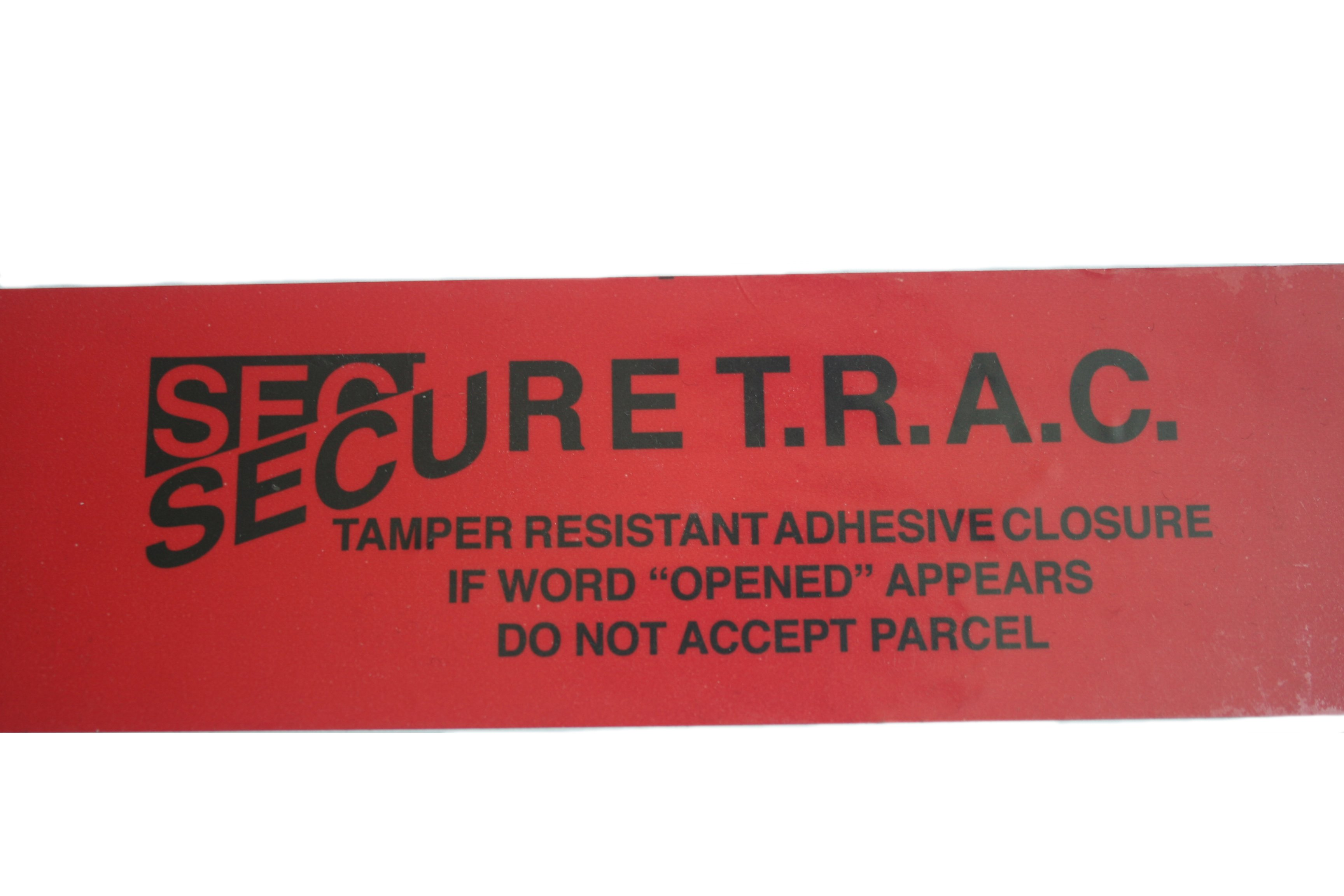 Security tape SECURE TRAC
